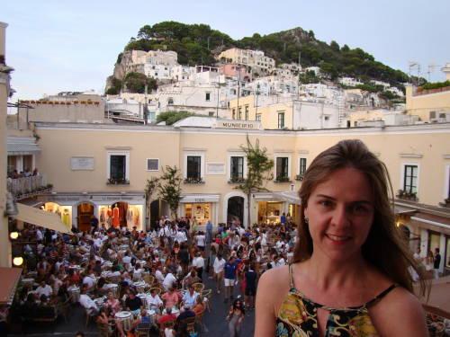 Piazetta - O que fazer em Capri Itália