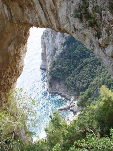 Arco Naturale - O que fazer em Capri Itália