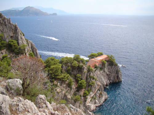 Villa Malaparte - O que fazer em Capri Itália