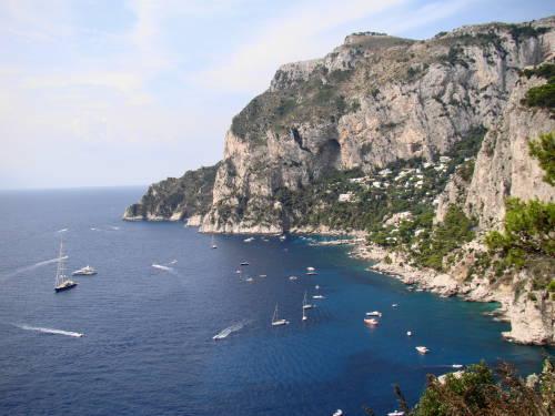 O que fazer em Capri Itália