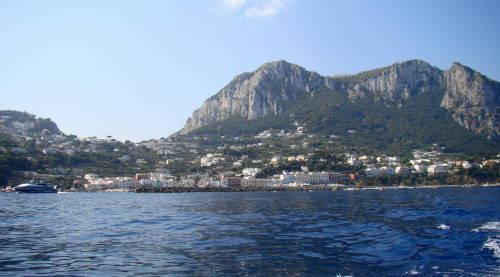 Marina Grande - O que fazer em Capri Itália
