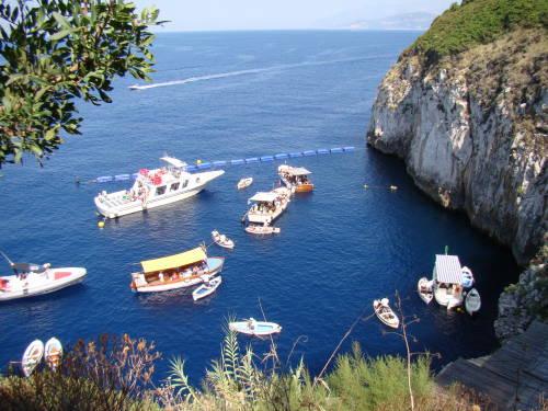 Gruta Azul - O que fazer em Capri Itália
